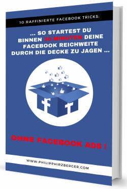 10 Facebook Marketing Tricks eBook