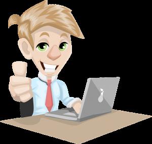 Online Marketing für KMU Daumen hoch